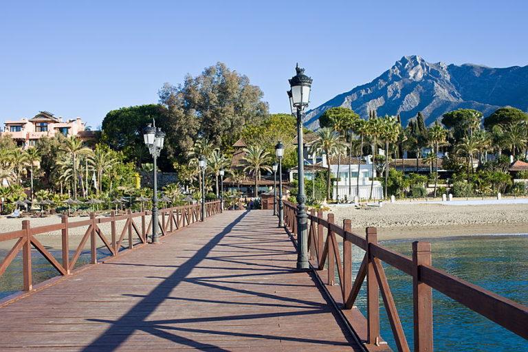 New golden Mile Marbella