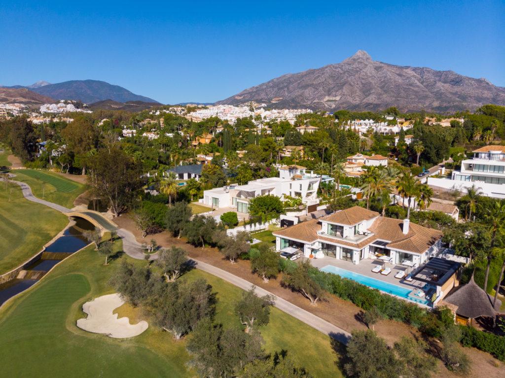 Nueva Andalucía Golf Villa