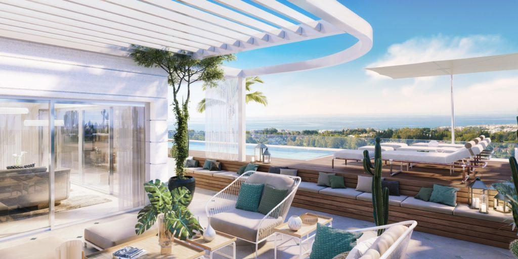 Sky Villa Terrace