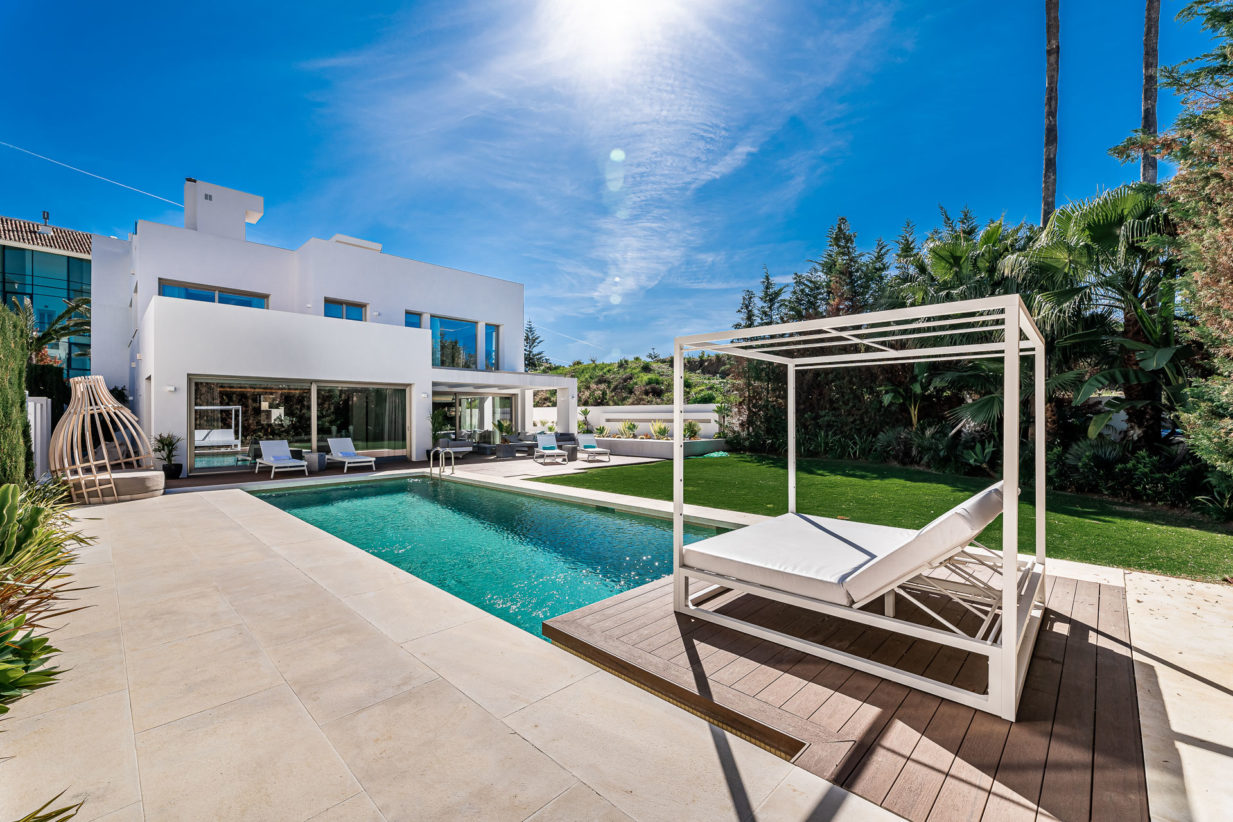 Luxury Villa on the Golden Mile, Marbella