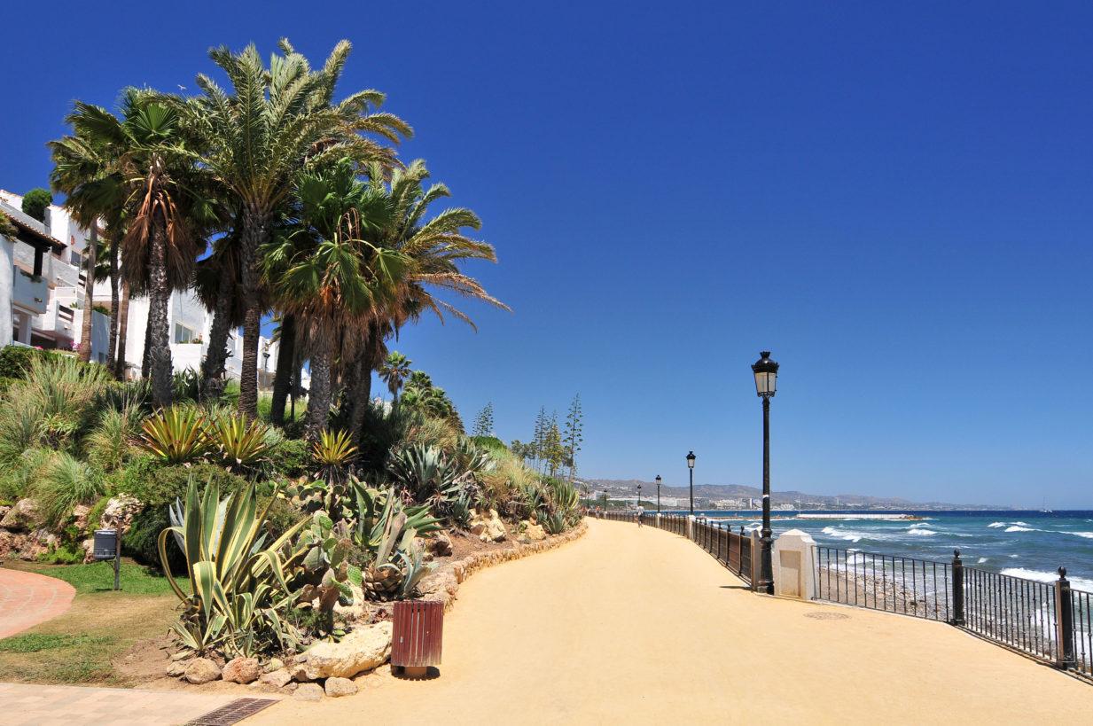 Playa Marbella Oeste