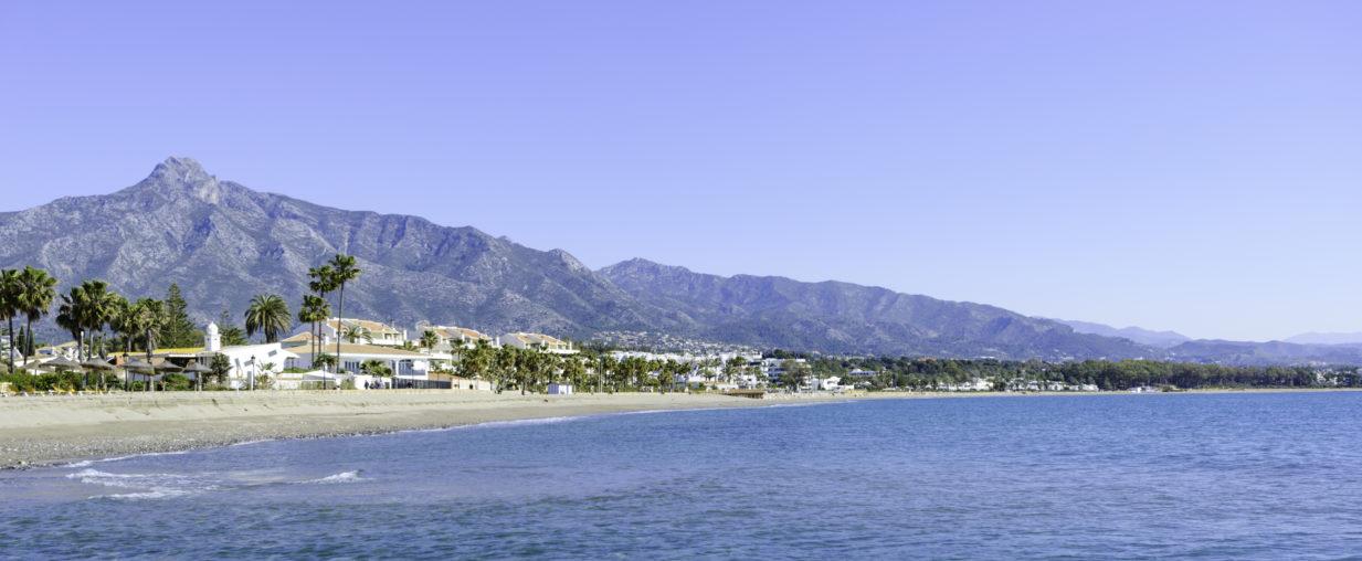 Best beaches Marbella